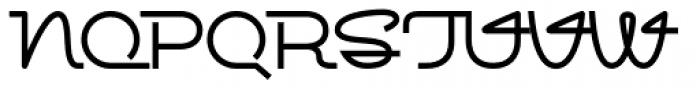 Emblem Chief Font UPPERCASE