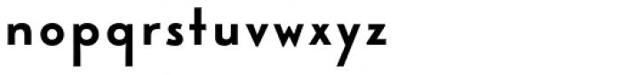 Emblema 65 Font LOWERCASE