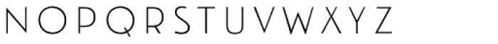 Emblema Fill1 Swash Font LOWERCASE