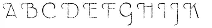 Emblema Fill3 Swash Font UPPERCASE