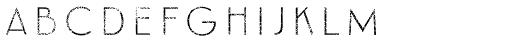 Emblema Fill3 Swash Font LOWERCASE