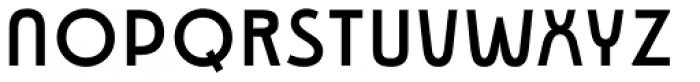 Emblema Headline1 Deco Font UPPERCASE