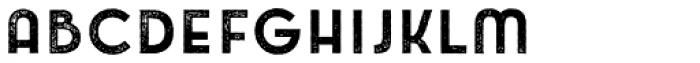 Emblema Headline2 Deco Font LOWERCASE