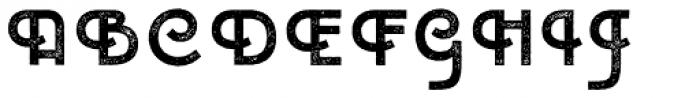 Emblema Headline2 Extraswash Font UPPERCASE