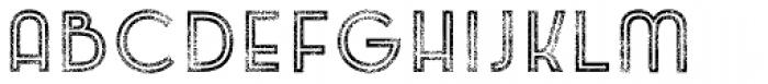 Emblema Inline3 Deco Font UPPERCASE