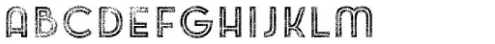 Emblema Inline3 Deco Font LOWERCASE