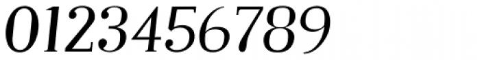 Embossanova Light Italic Font OTHER CHARS