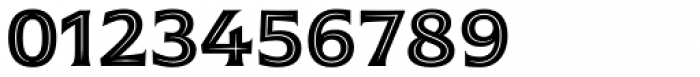 Emeritus Inline Caps Semibold Font OTHER CHARS