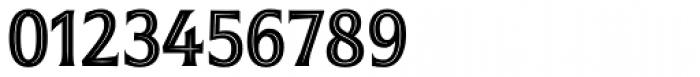Emeritus Narrow Inline Caps Font OTHER CHARS