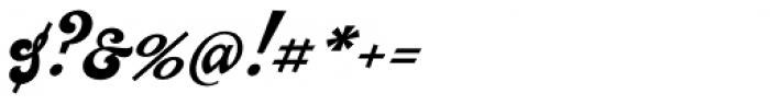 Emiral Script Font OTHER CHARS