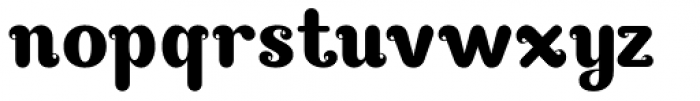 Emmie Font LOWERCASE