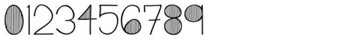 Emmy Stripe Font OTHER CHARS