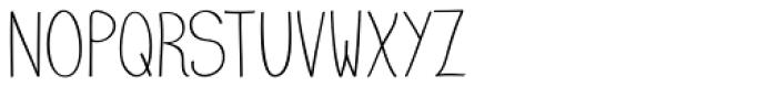 Emmy Font UPPERCASE