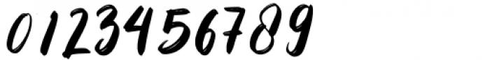 Emphasize Regular Font OTHER CHARS