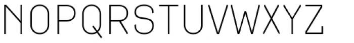 Empirical One Font UPPERCASE
