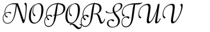 Emploi Travesti Font UPPERCASE