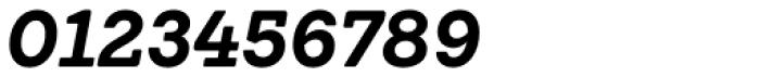Emy Slab Bold Italic Font OTHER CHARS