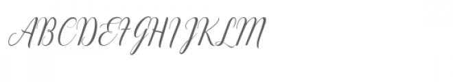 Emainell Font UPPERCASE