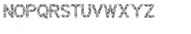 Emerald 1 Font UPPERCASE