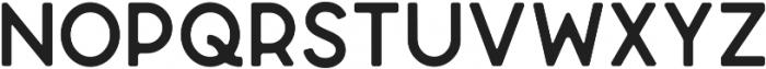 ENRIQ Bold ttf (700) Font UPPERCASE