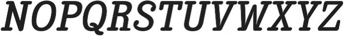 Enagol Math otf (700) Font UPPERCASE