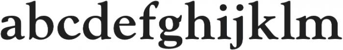 Enchant otf (400) Font LOWERCASE