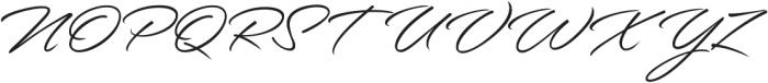 Enchanted otf (400) Font UPPERCASE