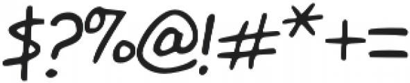 Enchanted_1115_OTF otf (400) Font OTHER CHARS