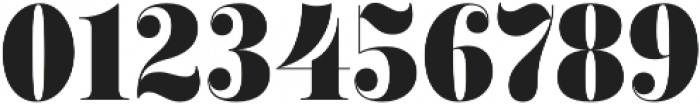Encorpada Classic Condensed ExtraBold otf (700) Font OTHER CHARS