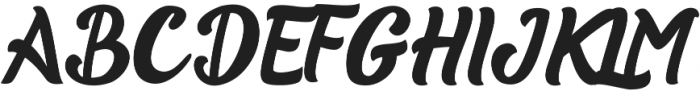 Endjoyable otf (400) Font UPPERCASE