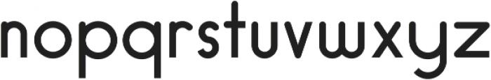 Endura ttf (400) Font LOWERCASE
