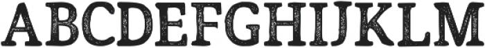 Endurest otf (400) Font UPPERCASE