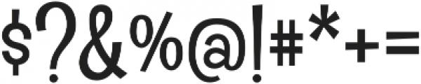 Englebert Pro otf (400) Font OTHER CHARS