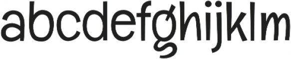 Englebert Pro otf (400) Font LOWERCASE