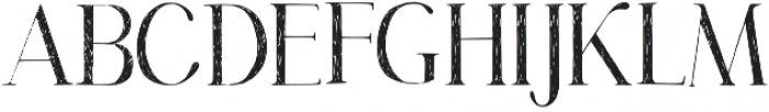 English Channel Uppercase otf (400) Font LOWERCASE