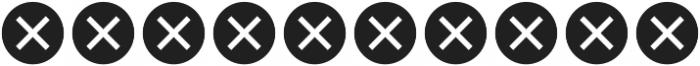 Engranajes Regular otf (400) Font OTHER CHARS