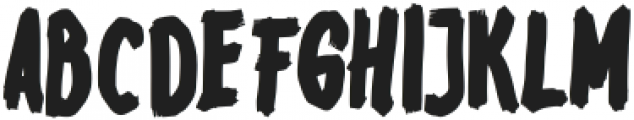 Enicye otf (400) Font UPPERCASE