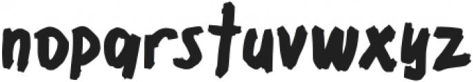 Enicye otf (400) Font LOWERCASE
