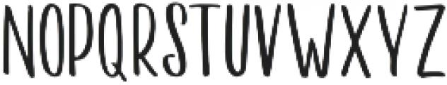 Enmity Bold otf (700) Font LOWERCASE