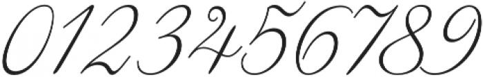 Enocenta Light otf (300) Font OTHER CHARS