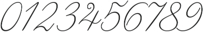 Enocenta Thin otf (100) Font OTHER CHARS