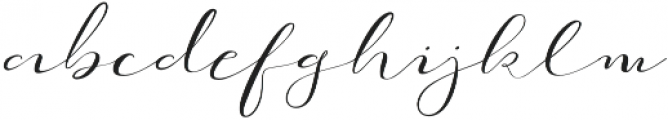 Enough otf (400) Font LOWERCASE