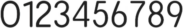 Enrique Regular otf (400) Font OTHER CHARS