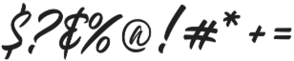 Entreaty Regular otf (400) Font OTHER CHARS