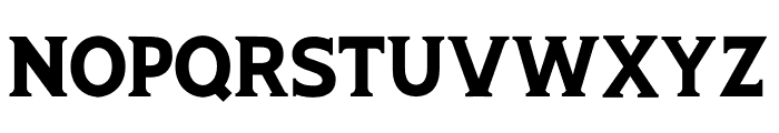 ARMADIRA Font LOWERCASE