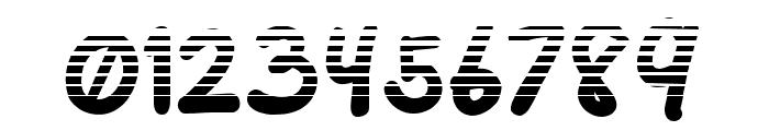 Adventura Speedol  Stripes Font OTHER CHARS