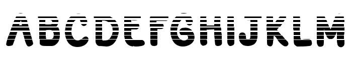 AdventuraSpeedol-Stripes Font UPPERCASE