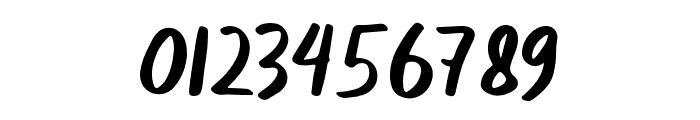 Aesthetic Regular Font OTHER CHARS
