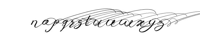 Anniversa 02 02 Font LOWERCASE
