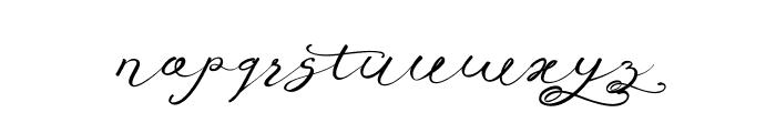 Anniversa 04 04 Font LOWERCASE
